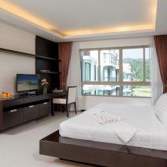 Апартаменты The Regent Phuket Serviced Apartment Kamala Beach комната для гостей фото 3