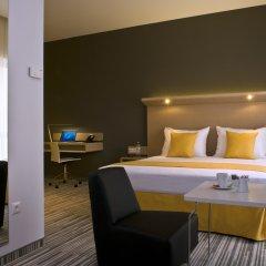 Отель Park Inn By Radisson Budapest 4* Улучшенный номер с различными типами кроватей