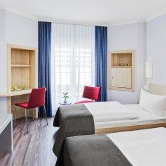 Отель InterCityHotel Hamburg Altona 3* Номер Бизнес с различными типами кроватей