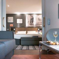 Radisson Blu Royal Hotel Brussels вид из номера фото 2