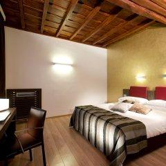 Hotel Trevi 3* Стандартный номер с различными типами кроватей фото 12