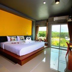The Rubber Hotel Улучшенный люкс с разными типами кроватей