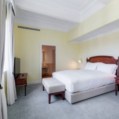 Hotel Infante Sagres 5* Улучшенный номер с различными типами кроватей