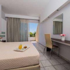 Отель Afandou Beach Resort 3* Стандартный номер с различными типами кроватей