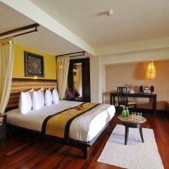 Отель Andaman White Beach Resort 4* Номер Делюкс с различными типами кроватей фото 4