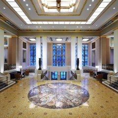 Отель Waldorf Astoria New York Нью-Йорк внутренний интерьер