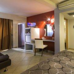 Diana Boutique Hotel 4* Стандартный номер с различными типами кроватей фото 2