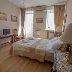 Мини-Отель N-House 3* Номер Комфорт двуспальная кровать