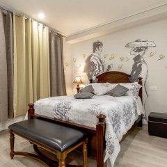 Отель Palace Queen Mary Luxury Rooms 4* Улучшенный номер с разными типами кроватей
