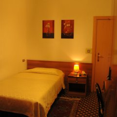 Hotel Major Genova Номер Эконом с разными типами кроватей (общая ванная комната)