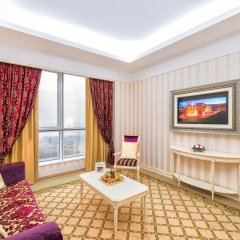 Гостиница Korston Tower комната для гостей фото 3