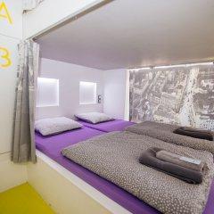 Hostel 63 Стандартный номер с различными типами кроватей