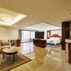 Отель Sheraton Sanya Bay Resort 4* Люкс повышенной комфортности с различными типами кроватей