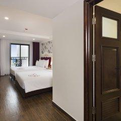 Bonjour Nha Trang Hotel 3* Представительский семейный номер с двуспальной кроватью