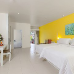 Отель Tuana The Phulin Resort 3* Номер Делюкс с разными типами кроватей фото 2