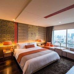 Pathumwan Princess Hotel 5* Представительский люкс с двуспальной кроватью