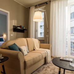 Апартаменты Hintown Apartments Montenapoleone Милан жилая площадь
