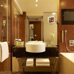 Гостиница Интерконтиненталь Москва ванная