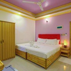 Отель Kurumba Villa 3* Номер Делюкс с различными типами кроватей