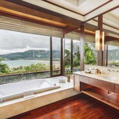 Отель Andara Resort Villas ванная фото 3