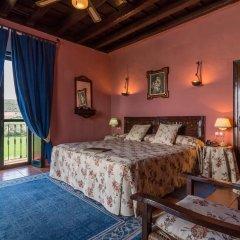Отель Hacienda El Santiscal - Adults Only Улучшенный номер с различными типами кроватей фото 3