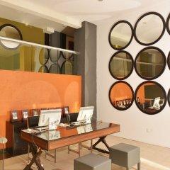 Отель Smart Cancun by Oasis Мексика, Канкун - 2 отзыва об отеле, цены и фото номеров - забронировать отель Smart Cancun by Oasis онлайн вестибюль