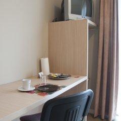 Отель Budget Flats Brussels 2* Студия с 2 отдельными кроватями