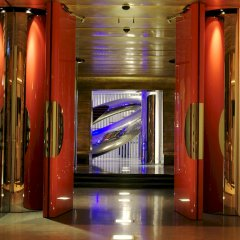 DuoMo hotel внутренний интерьер