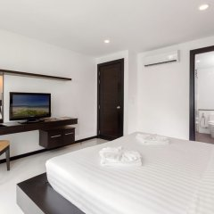 Апартаменты The Regent Phuket Serviced Apartment Kamala Beach комната для гостей фото 16