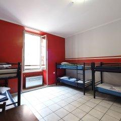 Alessandro Downtown Hostel Кровать в общем номере с двухъярусной кроватью