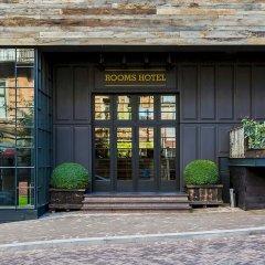 Отель Rooms Tbilisi вход в здание