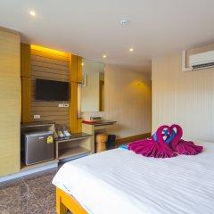 Anda Beachside Hotel 3* Улучшенный номер с двуспальной кроватью