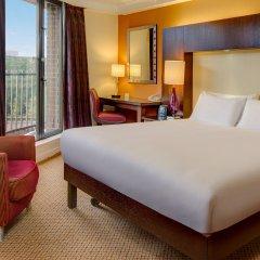 Hilton Birmingham Metropole Hotel 4* Стандартный номер с различными типами кроватей