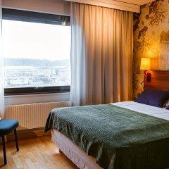 Отель Scandic Backadal 4* Стандартный номер с различными типами кроватей