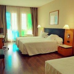 Отель URH Ciutat de Mataró 4* Стандартный номер разные типы кроватей