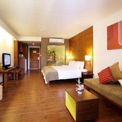 Отель Kamala Beach Resort a Sunprime Resort 4* Номер Делюкс с различными типами кроватей фото 6