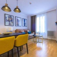 Отель Gran Via Selection 4* Люкс с различными типами кроватей
