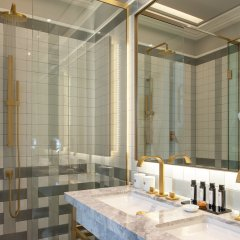 Отель Nolinski Paris Франция, Париж - 1 отзыв об отеле, цены и фото номеров - забронировать отель Nolinski Paris онлайн ванная фото 3