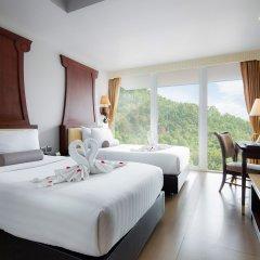 Aiyara Grand Hotel 4* Стандартный номер с различными типами кроватей