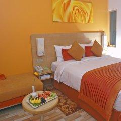 Al Khoory Executive Hotel 3* Улучшенный номер с различными типами кроватей