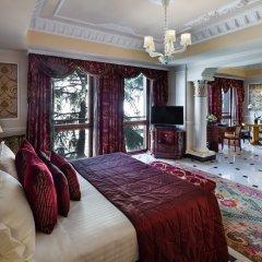 Baglioni Hotel Carlton 5* Люкс Делюкс с различными типами кроватей