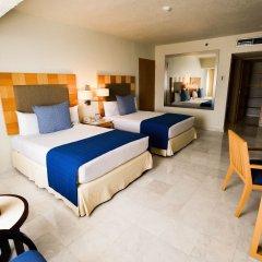 Отель Park Royal Cancun - Все включено Мексика, Канкун - отзывы, цены и фото номеров - забронировать отель Park Royal Cancun - Все включено онлайн комната для гостей фото 6
