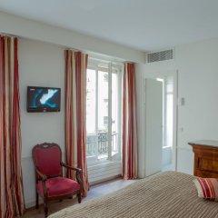 Hotel Des Saints Peres комната для гостей фото 8