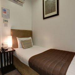 Отель Euston Square 3* Стандартный номер с различными типами кроватей фото 2