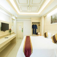 Golden Dragon Suvarnabhumi Hotel 4* Номер Делюкс с различными типами кроватей