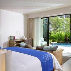 Отель Holiday Inn Resort Phuket Mai Khao Beach 4* Люкс разные типы кроватей