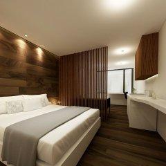 Отель MJ Luxury Suites Улучшенные апартаменты с различными типами кроватей