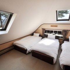 Отель Luna Observatory Auberge Mori No Atelier Улучшенный номер