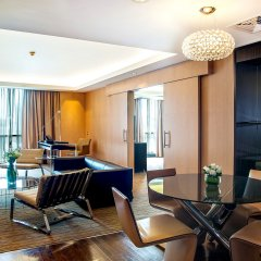 Radisson Blu Hotel, Dubai Media City 4* Люкс с различными типами кроватей