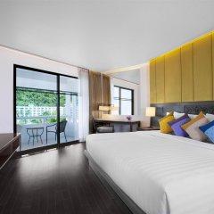 Отель Le Meridien Phuket Beach Resort 4* Улучшенный люкс с различными типами кроватей